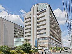 町田市民病院 距離2080m 徒歩 約26分