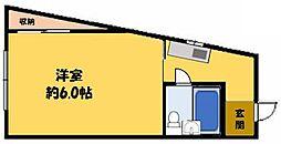 フォーラムイン清州[3-B号室]の間取り
