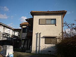 大阪府箕面市粟生新家3丁目の賃貸アパートの外観