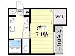 桜本町駅 5.4万円