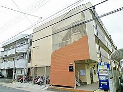 滋賀県草津市平井2丁目の賃貸マンションの外観
