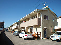 [テラスハウス] 栃木県宇都宮市錦3丁目 の賃貸【/】の外観