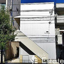 愛知県名古屋市中村区権現通4丁目の賃貸アパートの外観