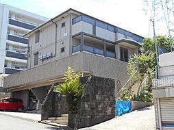 神奈川県横浜市都筑区東山田4丁目の賃貸アパートの外観