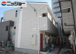 ポルトボヌールUII[2階]の外観
