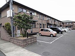 大阪府藤井寺市古室3丁目の賃貸アパートの外観