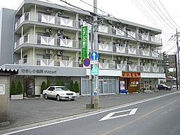 飯能市川寺 第2新井マンション[4階]の外観