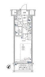 フェルクルールプレスト横浜弘明寺[2階]の間取り