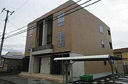 愛媛県松山市富久町の賃貸アパートの外観