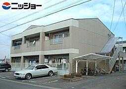 コーポセンゴウA[1階]の外観