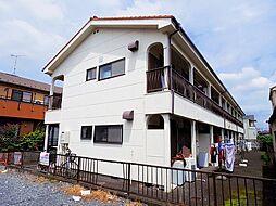 第2青木コーポ[2階]の外観