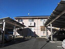愛知県岩倉市大山寺本町の賃貸アパートの外観
