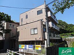 滋賀県大津市音羽台の賃貸マンションの外観