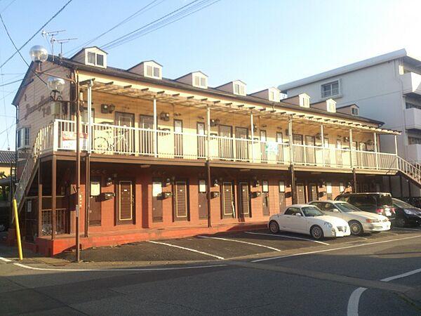 ドリームハウス下小出 2階の賃貸【群馬県 / 前橋市】