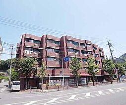 京都府京都市左京区岡崎東天王町の賃貸マンションの外観