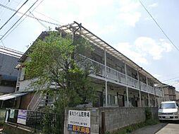 福田コーポ[101号室]の外観
