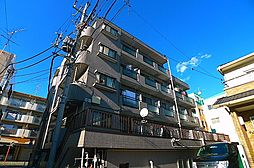 フローラルマンション[3階]の外観