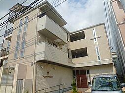 兵庫県神戸市兵庫区南逆瀬川町の賃貸アパートの外観