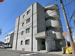 愛知県清須市鍋片3丁目の賃貸マンションの外観