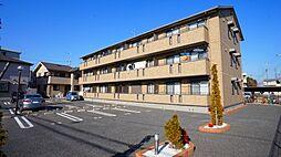埼玉県熊谷市末広4丁目の賃貸アパートの外観