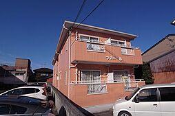 奈良県奈良市南半田東町の賃貸アパートの外観
