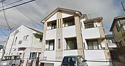 神鉄粟生線 緑が丘駅 徒歩17分の賃貸アパート