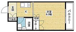 メゾン・ド・ソフィー[3階]の間取り