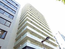大阪府大阪市西区靭本町2丁目の賃貸マンションの外観