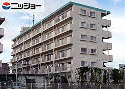 第2パレス佐藤[6階]の外観