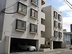広島県広島市西区庚午中1丁目の賃貸マンションの外観