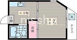 6026−トラッドハウス[1階]の間取り