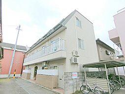 長野県長野市大字鶴賀田町の賃貸マンションの外観
