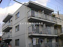竹原ハイツ[2階]の外観