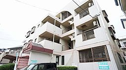 福岡県福岡市城南区別府7丁目の賃貸マンションの外観