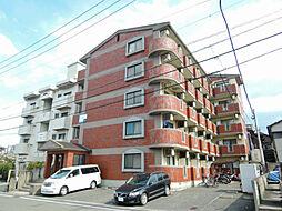 福岡県北九州市小倉北区中井3の賃貸マンションの外観