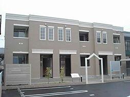 愛知県一宮市三ツ井6丁目の賃貸アパートの外観