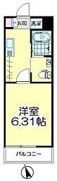 (仮称)青葉区台原共同住宅A棟[104号室]の間取り