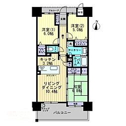 別府駅 11.5万円