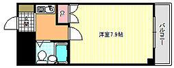 TAMAハイツ[3階]の間取り