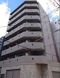 大阪府大阪市北区豊崎5丁目の賃貸マンションの外観