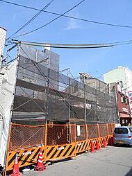 梅香新築マンション[7階]の外観