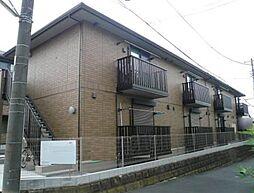 千葉県柏市あけぼの3丁目の賃貸アパートの外観