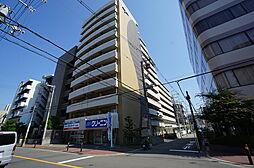 SERENiTE江坂四番館[5階]の外観