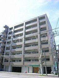 北海道札幌市中央区南三条西13丁目の賃貸マンションの外観