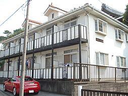 ベルゾーネ益浦[2階]の外観