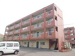 ベルフォーレA・B[1階]の外観