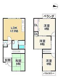 北大路駅 1,980万円