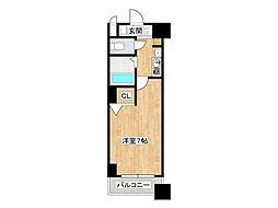 PHOENIX日本橋高津[5階]の間取り