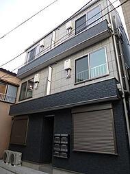 東京都墨田区墨田2丁目の賃貸アパートの外観