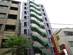 パレス内田6号館[3階]の外観